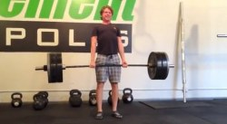 Matt M Deadlifting
