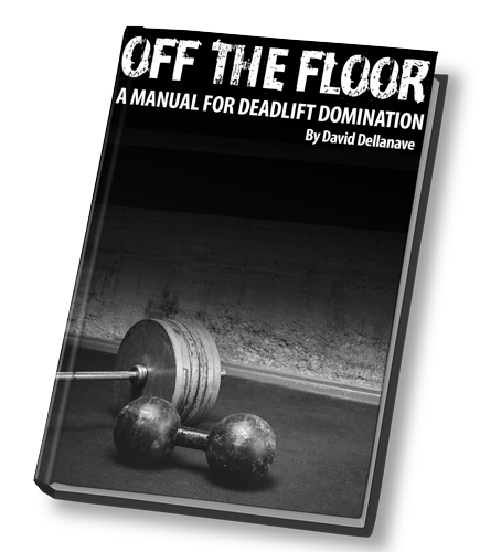 Deadlift off the Floor